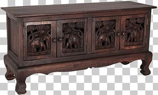 Table Wood Stain Buffets & Sideboards Antique PNG
