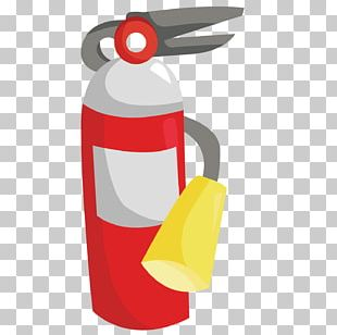 Fire Extinguisher Firefighter Sticker Conflagration PNG