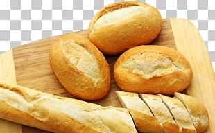 Baguette White Bread Bxe1nh Breakfast PNG