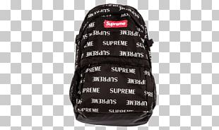 Duffel Bags Backpack Supreme Red PNG