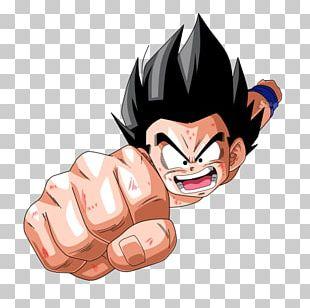 Goku Vegeta Krillin Gohan Dragon Ball Xenoverse PNG