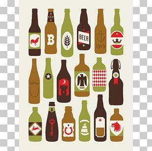 Beer Bottle Glass Bottle Bottle Openers PNG
