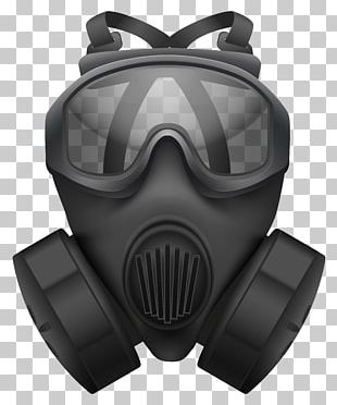 Gas Mask Computer File PNG