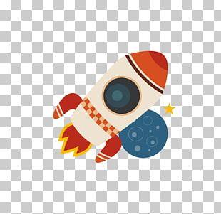 Small Rocket PNG