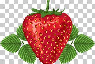 Strawberry Frutti Di Bosco Food Leaf PNG