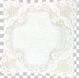 Place Mats Textile Doily Rectangle PNG