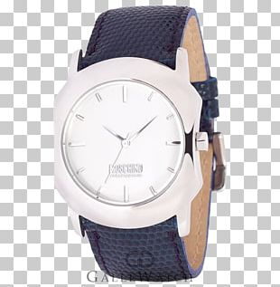 Watch Strap Moschino Clock Burberry BU7817 PNG
