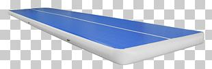 Gymnastics Air Track Floor Mat Tumbling PNG