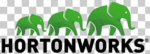 Hortonworks Big Data Apache Hadoop Business Data Analysis PNG