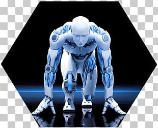 Robotics Artificial Intelligence Machine Learning Technology PNG