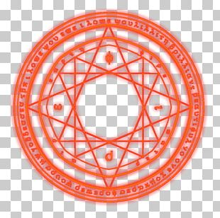 Magic Circle Spell Evocation PNG
