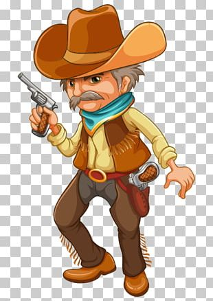 American Frontier Cowboy Stock Photography PNG