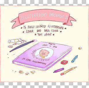 Illustrator Book Illustration Graphic Designer PNG