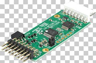 Microcontroller Electronics Doppler Radar Sensor PNG