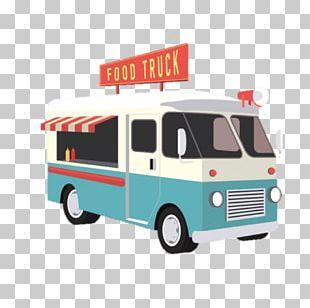 Food Truck Fast Food Restaurant PNG