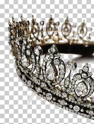 Headpiece Crown Tiara Jewellery Diamond PNG