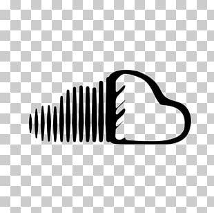 Logo SoundCloud Sketch PNG