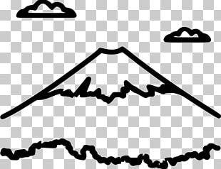 Mount Fuji Computer Icons Arashiyama Volcano PNG