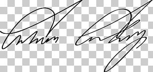 President Of The United States Signature Wikimedia Commons PNG
