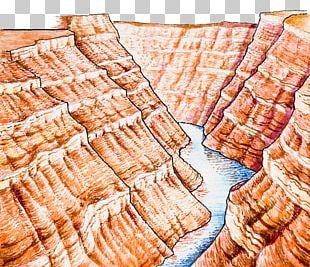 Rock Geology Geological Formation Illustration PNG
