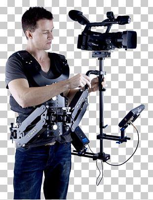 Steadicam Camera Stabilizer Video Cameras Digital SLR PNG