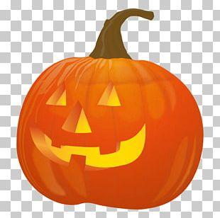 Pumpkin Calabaza Jack-o'-lantern Halloween PNG