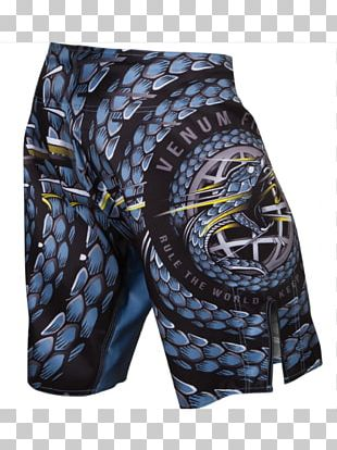 Trunks Venum Ultimate Fighting Championship Mixed Martial Arts Shorts PNG