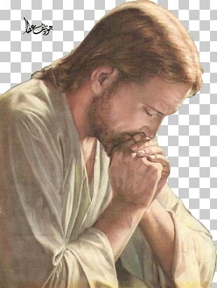 Jesus Yeshua Beatboxing Prayer Meme PNG