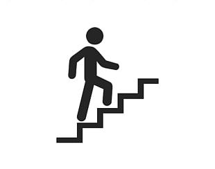 Stairs Stair Climbing PNG