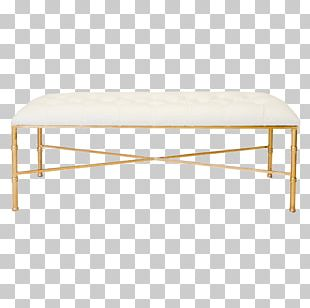 Upholstery Bench Tufting Textile Foot Rests PNG