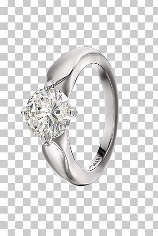 Bulgari Engagement Ring Bride Wedding Ring PNG