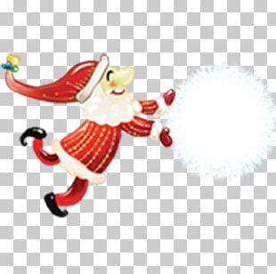 Christmas Santa Claus Facebook PNG