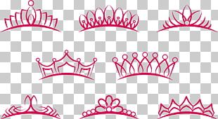Crown Euclidean Tiara Princess PNG