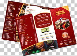 Take-out Menu Restaurant Flyer Printing PNG