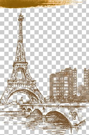 Eiffel Tower Icon PNG