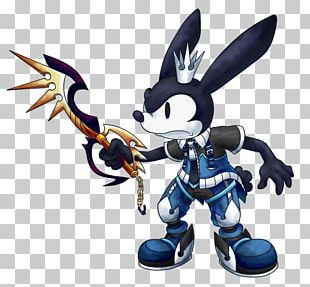 Kingdom Hearts III Oswald The Lucky Rabbit Epic Mickey 2: The Power Of Two Kingdom Hearts HD 2.5 Remix PNG