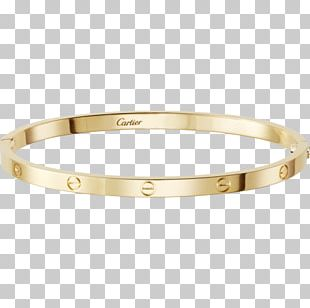 Love Bracelet Cartier Bangle Jewellery PNG