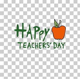 Teachers Day Template PNG