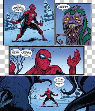 Deadpool Spider-Man Comics Captain America Comic Book PNG