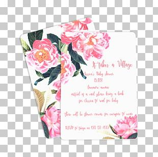 Floral Design Cut Flowers Wedding Invitation Flower Bouquet PNG