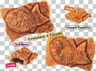 Taiyaki Cuban Pastry Croissant Puff Pastry Food PNG