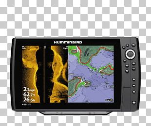 Fish Finders Chirp Chartplotter Sonar Marine Electronics PNG