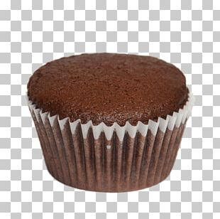 Chocolate Truffle Cupcake Muffin Frosting & Icing Chocolate Cake PNG