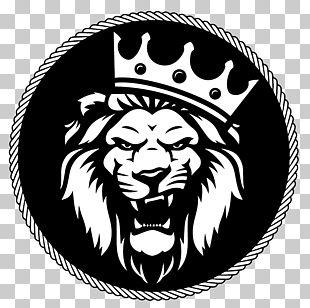 Lion Logo Roar PNG