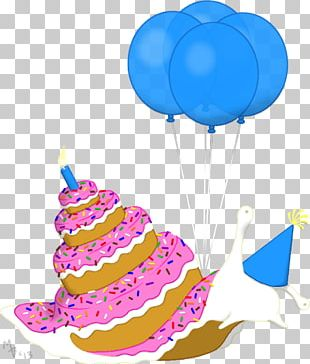 Birthday Cake Happy Birthday To You Party Hat PNG
