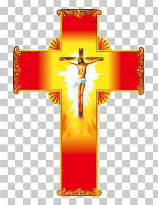 Christian Cross Crucifix PNG