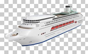 Cruise Ship Ship Model 3D Computer Graphics 3D Modeling PNG