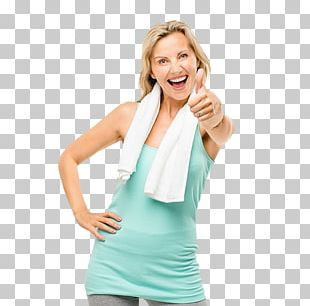 Physical Exercise Stock Photography Woman Thumb Signal Weight Loss PNG