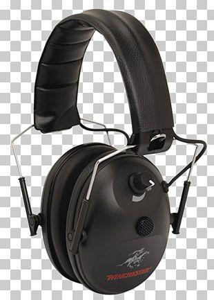 Earmuffs Microphone Electronics Sound PNG