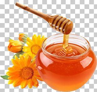 Honey Bee Food Ingredient Monofloral Honey PNG